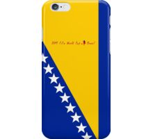 Bosnia-Herzegovina iPhone Case/Skin