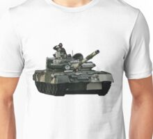 Tank and Soldiers Unisex T-Shirt