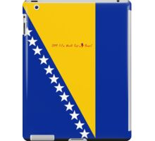 Bosnia-Herzegovina iPad Case/Skin