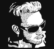 Layne Staley 'Would?' tee by WishkahGraphics