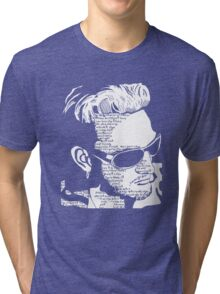 Layne Staley 'Would?' tee Tri-blend T-Shirt