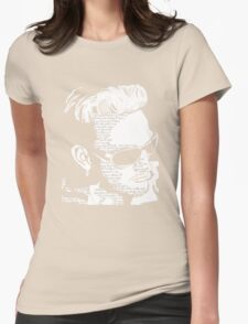 Layne Staley 'Would?' tee Womens Fitted T-Shirt