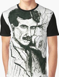 Scientist Graphic T-Shirt