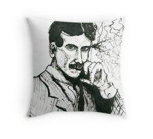 Scientist Throw Pillow