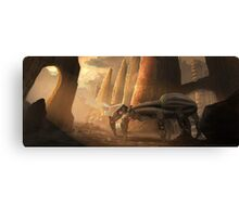 Another Dune Concept Canvas Print