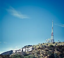 Hollywood Sign by mpogorzelski