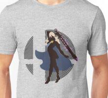 Corrin (Female, Smash) - Sunset Shores Unisex T-Shirt