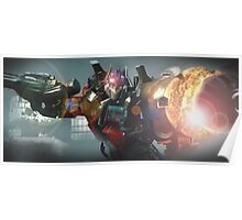 Transformers, Optimus Prime Poster