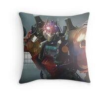Transformers, Optimus Prime Throw Pillow
