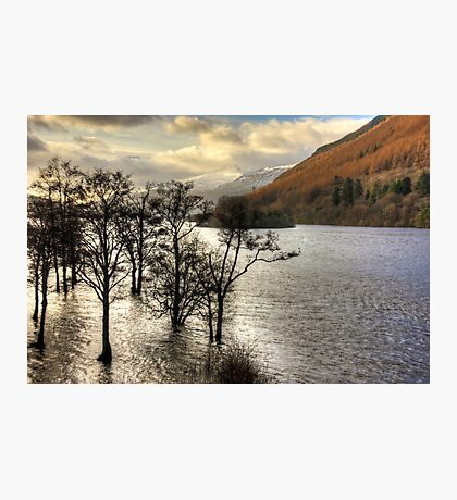 Loch Tay Winter Photographic Print