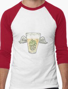 Hops Men's Baseball ¾ T-Shirt