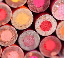Color Pencils by Henrik Lehnerer