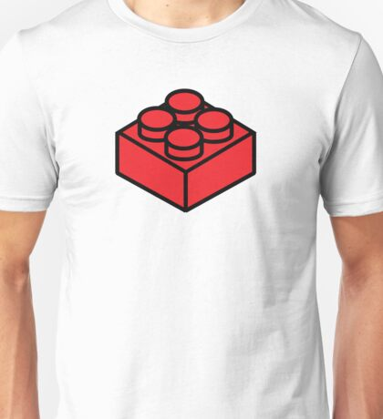 SHIRT #96 / 100 - BRICK Unisex T-Shirt