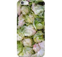 Iceberg Lettuce iPhone Case/Skin
