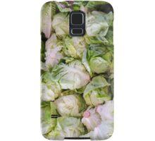 Iceberg Lettuce Samsung Galaxy Case/Skin