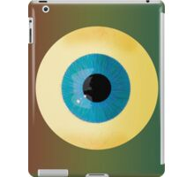 glass eye iPad Case/Skin