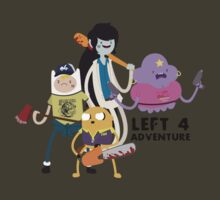 Left 4 Dead Meets Adventure Time by Sindor