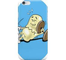 EXERCISE CARTOON CELL PHONE COVER iPhone Case/Skin