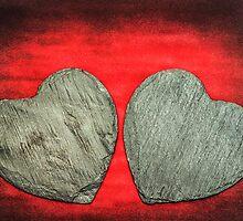 Stone Hearts by MMPhotographyUK