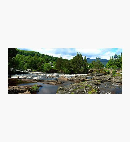 Falls of Dochart Photographic Print