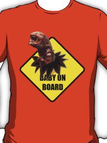 Alien On Board T-Shirt
