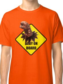Alien On Board Classic T-Shirt
