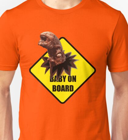 Alien On Board Unisex T-Shirt