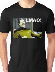 Data LMAO Unisex T-Shirt