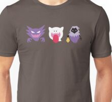 Ghosts of Gaming Past Unisex T-Shirt