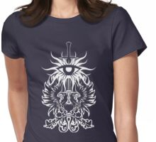 Dragon Age - Inquisition/Grey Wardens - White Womens Fitted T-Shirt