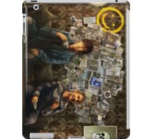 Wall of Memories iPad Case/Skin