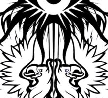 Dragon Age - Inquisition/Grey Wardens - Black Sticker