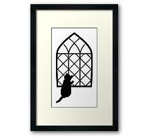 Pining Framed Print
