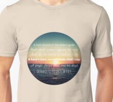 Percy Jackson Prophecy Sunset Unisex T-Shirt