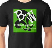 BrokenWings303 Logo - Guy Version Unisex T-Shirt