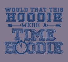 Would That This Hoodie Were a Time Hoodie! (Community) Kids Clothes