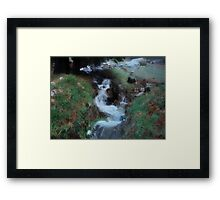 """A mighty River"" Please read description!! Framed Print"