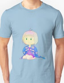 Shiemi Covering Up Unisex T-Shirt