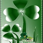 Shamrocks N Snakes by Lotacats