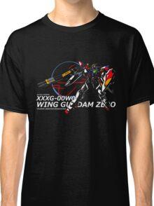 Wing Zero: Z.E.R.O. System Classic T-Shirt