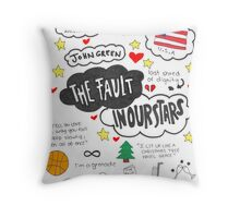TFIOS #1 Throw Pillow