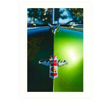 4955_Classic Chrysler Art Print