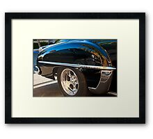 4962_The Mundane Reflected in the Classic  Framed Print