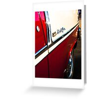 4986_Bel Air Side View Greeting Card