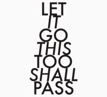 This Too Shall Pass by 0katypotaty0