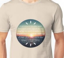 Percy Jackson Prophecy Sunset 2 Unisex T-Shirt