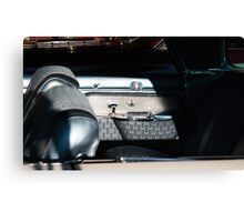 5062_Imperial Back Seat Canvas Print