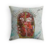 Feb 14 Number 28 Throw Pillow