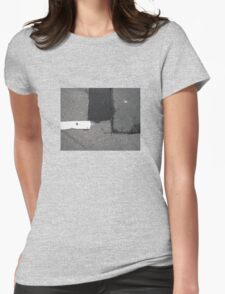 Pavement 3 Womens Fitted T-Shirt
