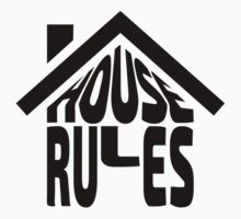 House Rules [Beer Pong Shirt] by FreshThreadShop